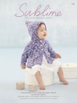 718 - The Second Little Sublime Baby Prints Hand Knit Book